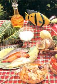 Recettes de cuisines antillaise - Court bouillon poisson maison ...